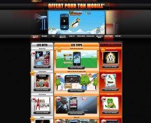 Téléchargez un maximum de fonds d'écran sur Mobifiesta